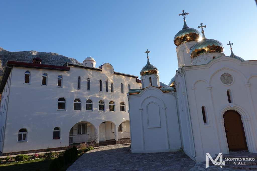 Монастырь Сергия Радонежского у Румии
