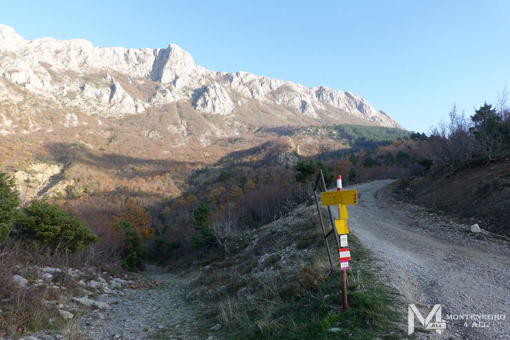 Хайкинг в Черногории