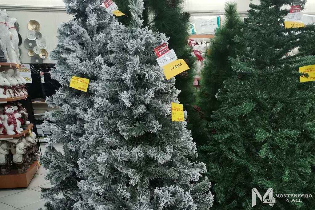 Начало рождественских скидок в магазинах